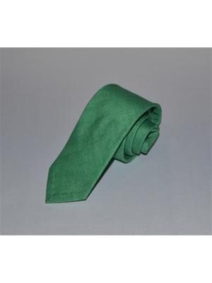 Галстук Sergio Bellini. Цвет: зеленый