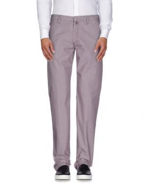Повседневные брюки BETWOIN. Цвет: сиреневый