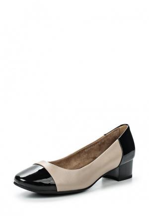 Туфли Zenden Woman. Цвет: серый