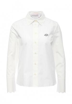 Рубашка See by Chloe. Цвет: белый