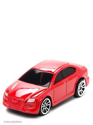 Набор-трансформер Автосервис Пламенный мотор. Цвет: красный