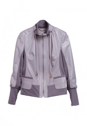 Куртка Carnelli. Цвет: фиолетовый
