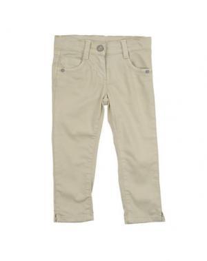 Повседневные брюки EDDIE PEN. Цвет: песочный