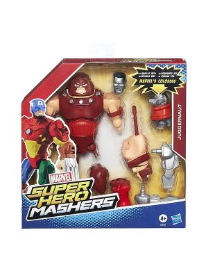 Разборные фигурки Марвел с оружием Hasbro. Цвет: красный, бежевый