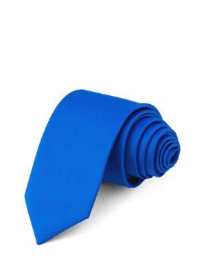 Галстук CASINO. Цвет: синий