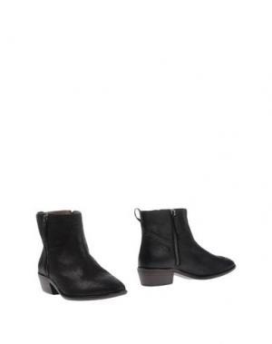 Полусапоги и высокие ботинки LABORATORIGARBO. Цвет: черный