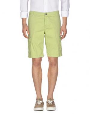 Бермуды RRD. Цвет: кислотно-зеленый