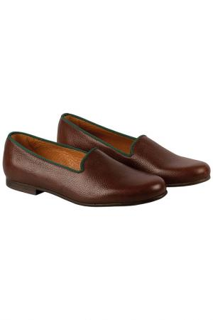 Loafer MR.BOHO. Цвет: brown