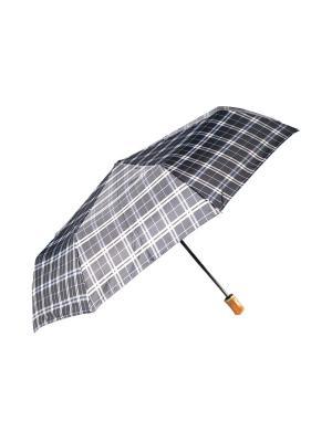 Зонт Mitya Veselkov. Цвет: черный, белый
