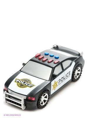 Полицейская машина DREAM MAKERS. Цвет: черный, белый