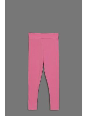 Брюки ЕМАЕ. Цвет: розовый