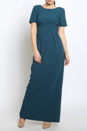 Платье Collezione di Ines. Цвет: green