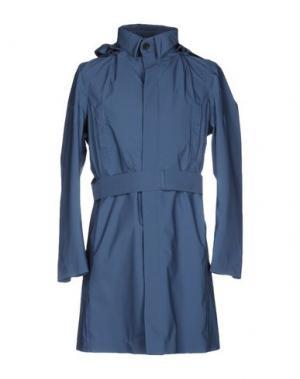 Легкое пальто NORWEGIAN RAIN. Цвет: грифельно-синий