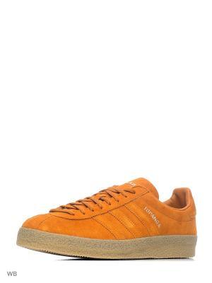 Кеды муж. TOPANGA  CRAOCH/CRAOCH/GUM4 Adidas. Цвет: оранжевый