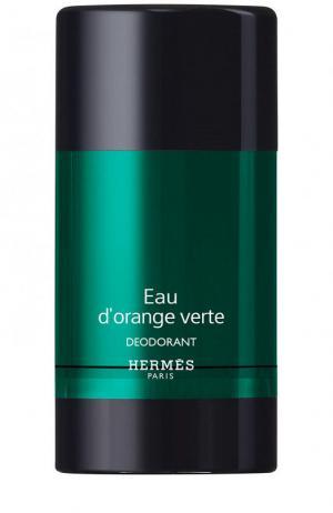 Дезодорант-стик Eau dOrange Verte Hermès. Цвет: бесцветный