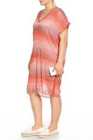 Платье Missoni. Цвет: цветной