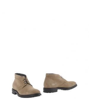Полусапоги и высокие ботинки DOUCAL'S. Цвет: песочный