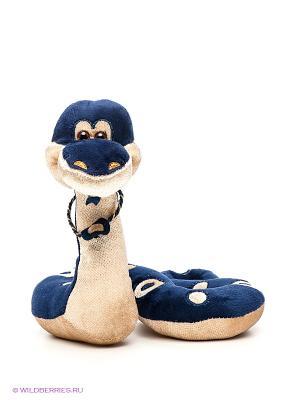 Игрушка Змей Платон ORANGE. Цвет: синий