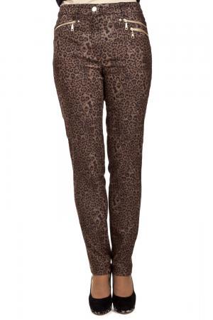 Модные джинсы Basler. Цвет: разноцветный