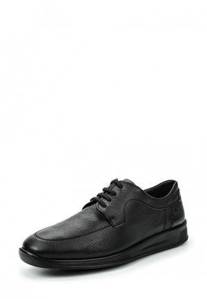 Туфли 24HRS. Цвет: черный
