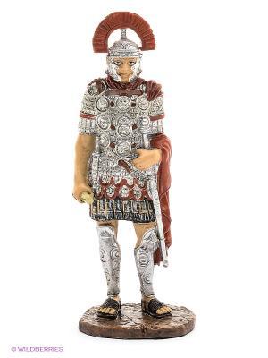 Статуэтка Римлянин Veronese. Цвет: серебристый, рыжий