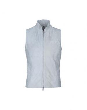 Куртка KIRED. Цвет: светло-серый