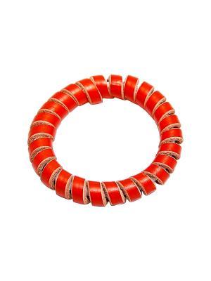 Браслет Kameo-bis. Цвет: оранжевый, бежевый