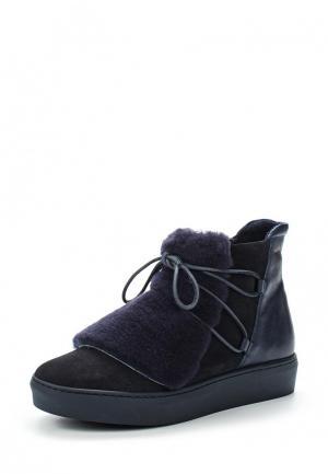 Ботинки Gant. Цвет: синий