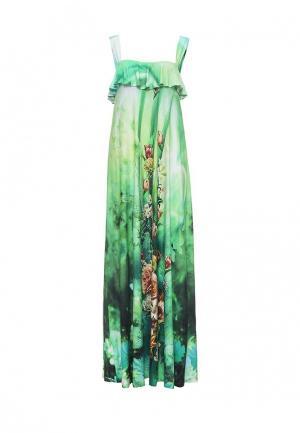 Сарафан MadaM T. Цвет: зеленый