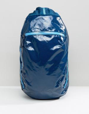 Patagonia Синий легкий рююкзак с регулируемыми ремешками Black Hole 20. Цвет: синий