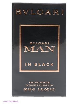 Парфюмерная вода Bvlgari Man In Black  60 мл.. Цвет: черный