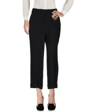 Повседневные брюки TENAX. Цвет: черный