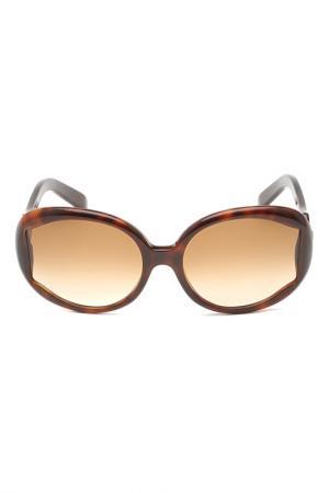 Очки солнцезащитные John Galliano. Цвет: 52f