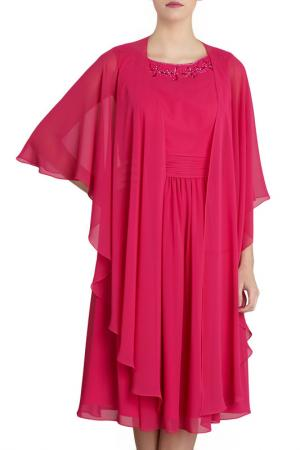 Шаль Gina Bacconi. Цвет: pink