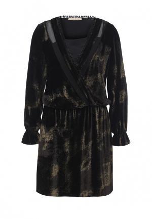 Платье Pennyblack. Цвет: коричневый