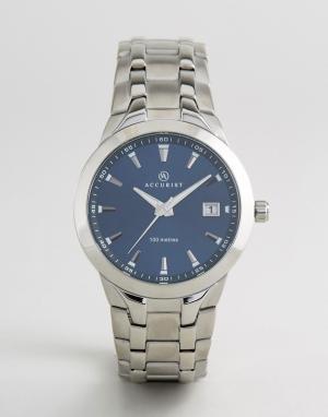 Accurist Серебристые часы с браслетом MB860N. Цвет: серебряный