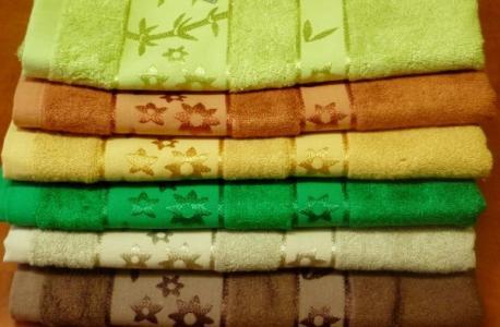 Полотенце бамбуковое 50*90 Sunvim