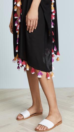 Double Tassel Kimono Bindya