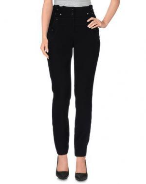 Повседневные брюки ALTUZARRA. Цвет: черный