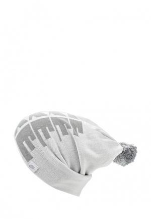 Шапка Nike. Цвет: белый