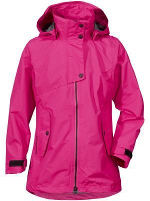 Куртка CILLY DIDRIKSONS. Цвет: розовый
