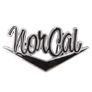 Пряжка  Coupe De Ville Black Nor Cal. Цвет: серый