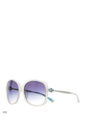 Солнцезащитные очки MM 557S 09 Missoni. Цвет: белый