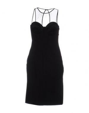 Платье до колена CELYN B.. Цвет: черный