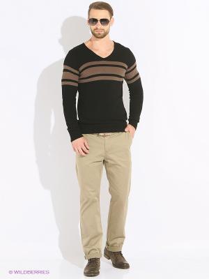 Свитер Sixth june. Цвет: темно-коричневый