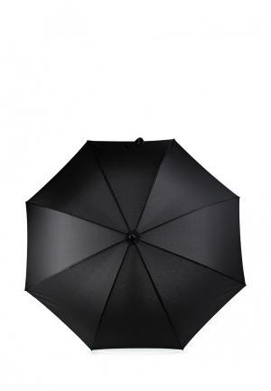 Зонт-трость Vera Victoria Vito. Цвет: черный