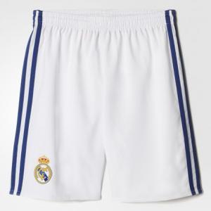 Игровые шорты Реал Мадрид Home  Performance adidas. Цвет: белый