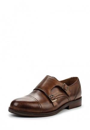 Туфли Wojas. Цвет: коричневый