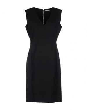 Короткое платье EMMA&GAIA. Цвет: черный