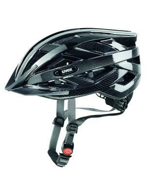 Шлемы Uvex. Цвет: черный, серебристый
